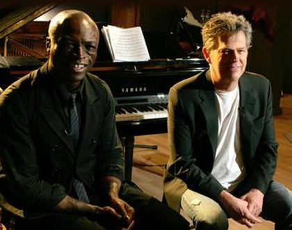 David Foster and Seal