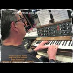 [Video]  David Foster playin Moog overdub on Michael Buble&#039;s Haven&#039;t Met You Yet