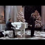 Video: Andrea Bocelli & David Foster - White Christmas