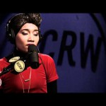 "Yuna performing ""Falling"" Live on KCRW"""