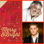David Foster Merry & Bright